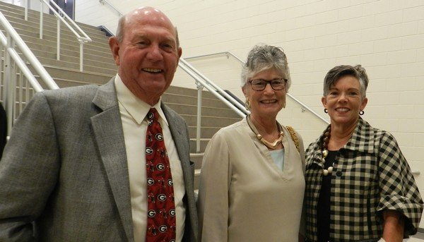 Al and Susan Garrett, MJ Choate