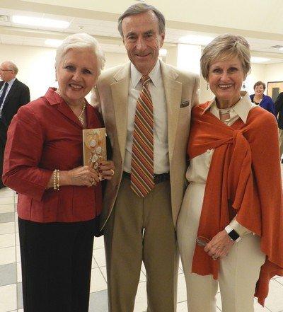 Mary Hitt, Bill and Ida Walker