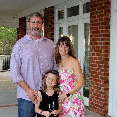 David, Katie, and Mary Drury