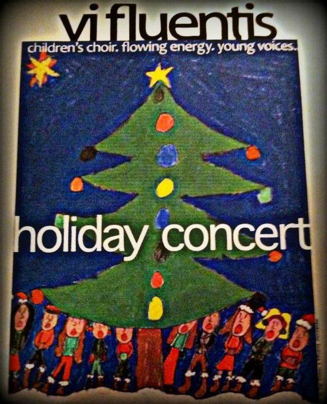 Vi Fluentis Holiday Concert