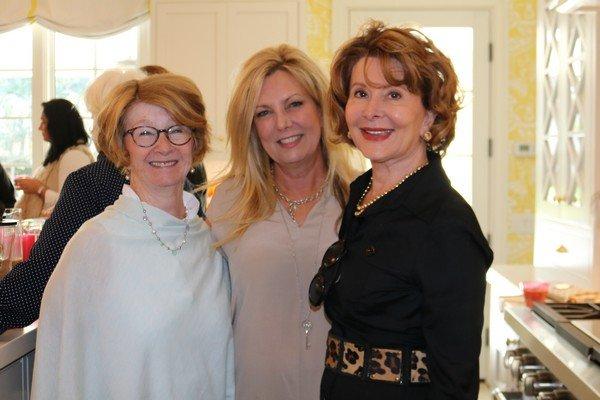 Kathleen Haller, Jennifer Wilcoxson, Gloria Gash