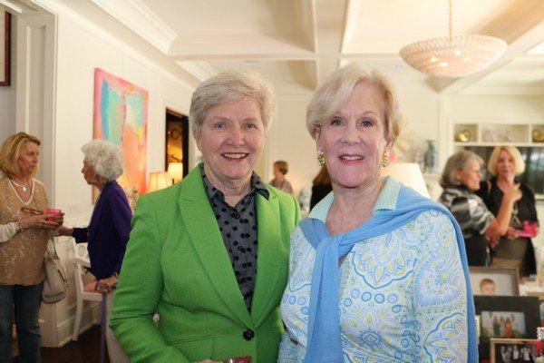 Janet Torrance, Nancy Ludwig