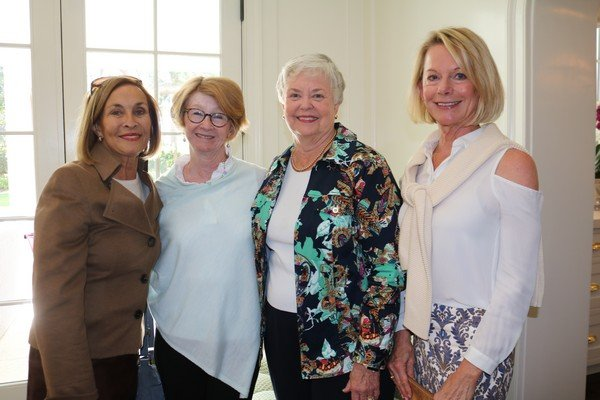 Ellen Dunn, Kathleen Haller, Frances McCrary, Jane Segerberg