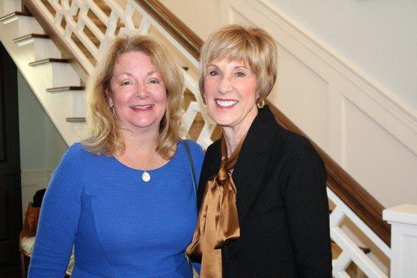 Susie Henning, Ellen Woodside