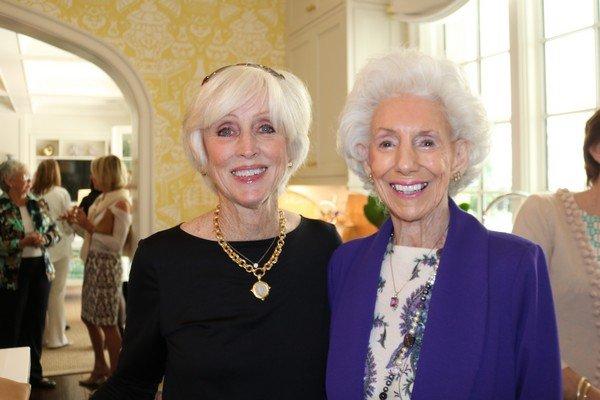 Mimsie Lanier, Gloria Cowart