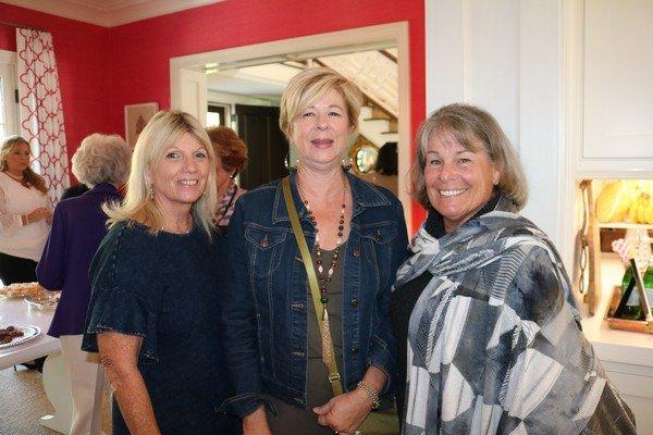 Wendy Robinson, Deanna Phillips, Liz Meadows