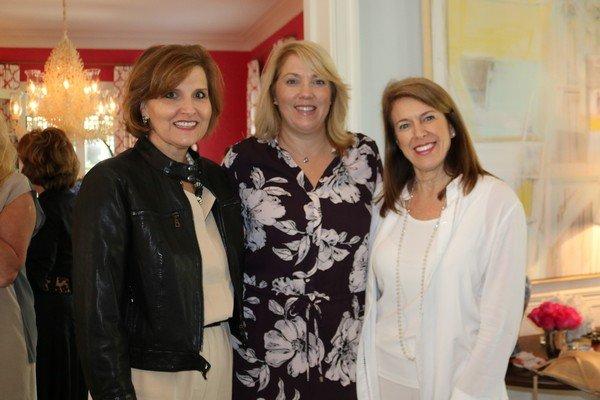 Bess Thompson, Alisha Seymour, Mary Jo Prater