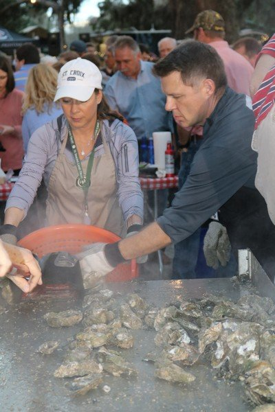 SSLT Oyster Roast 2017