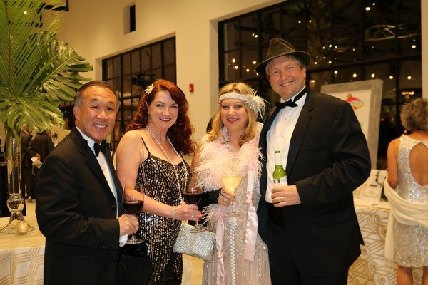 James Lee, Patsy Mitchell, Laura and Edward DiPreta
