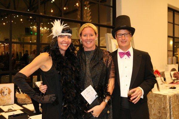 Lori Lambright, Laura and Brian Peebles