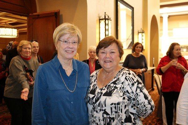 Martha Martin, Nancy Pickren