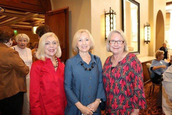 Susan Thompson, Janice Davis, Linda Smith