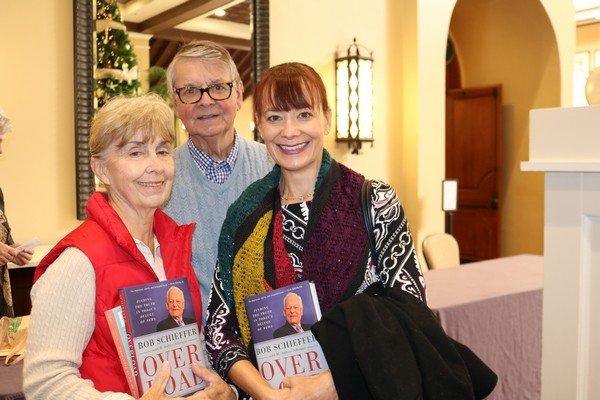 Kathie, Don and Anne Scheuerle