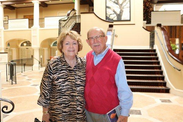 Linda and Dave Alexander