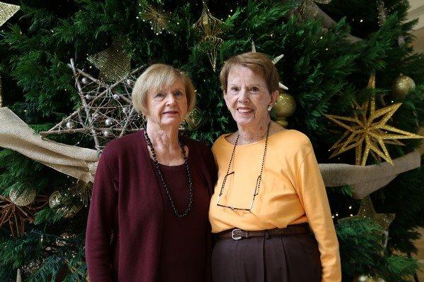 Jane Sortwell, Mary Ellen Parkins