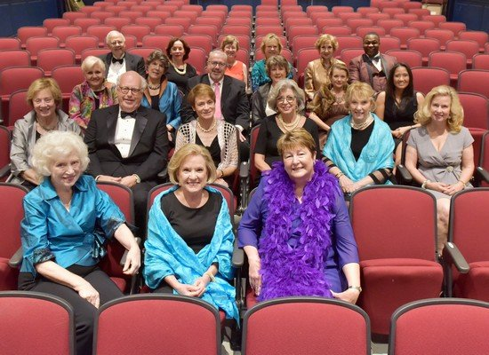 2018 Cabaret Chairs with Committee Chairs and Co-Chairs